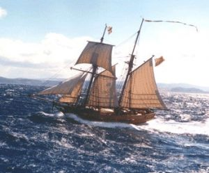 Enterprize - Melbourne's Tall Ship - New South Wales Tourism