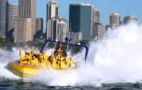 Jetboating Sydney - New South Wales Tourism