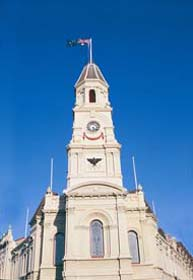Fremantle Town Hall - New South Wales Tourism