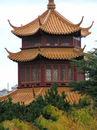 Chinese Garden of Friendship - New South Wales Tourism