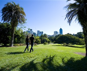 City Botanic Gardens - New South Wales Tourism