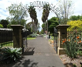 Friends of Geelong Botanic Gardens - New South Wales Tourism
