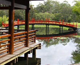 North Coast Regional Botanic Garden - New South Wales Tourism