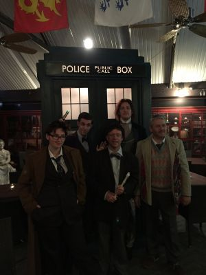 Dr Who Quiz Night - New South Wales Tourism