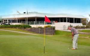 cluBarham Golf Resort - New South Wales Tourism