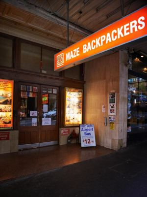 Maze Backpackers - Sydney - New South Wales Tourism