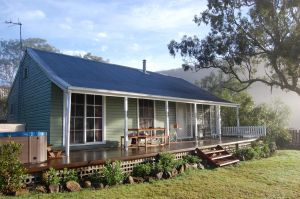 Cadair Cottages - New South Wales Tourism