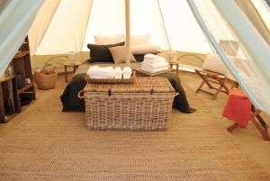 Cosy Tents - Daylesford - New South Wales Tourism